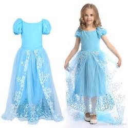 girls princess dress up fancy dress cosplay costume
