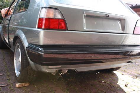 Auto Chromleisten Polieren by Golf 2 Chrom Sto 223 Stange G 252 Nstig Auto Polieren Lassen