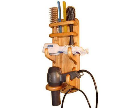 Hair Dryer And Straightener Caddy hair caddy flat iron holder hair dryer brush comb holders