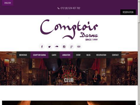 Comptoir Darna by Comptoir Darna Un Restaurant 224 Visiter Absolument 224