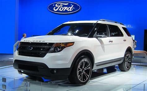 ford range rover look alike ford explorer 2014 lujosa y poderosa lista de carros