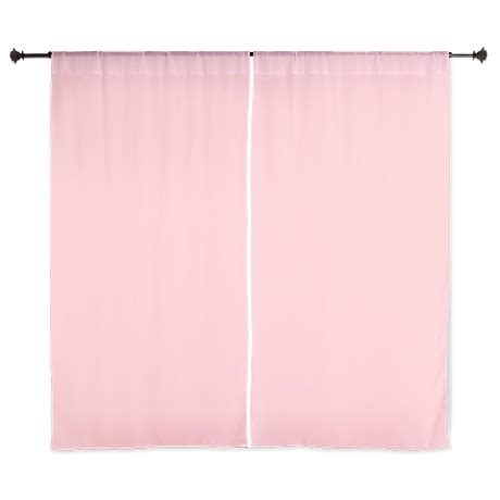 pink chiffon curtains solid pink curtains by solidshops home