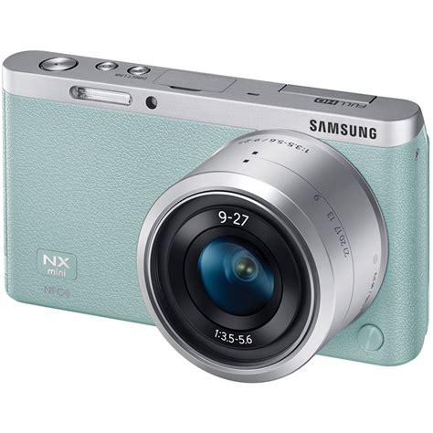 Kamera Digital Samsung Nx Mini samsung nx mini mirrorless digital ev nxf1zzb2kus b h
