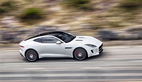 Where Is Jaguar F Type Made Jaguar F Type Coupe Revealed