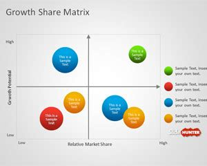 bubble chart market share slide design for powerpoint free growth share matrix template for powerpoint free