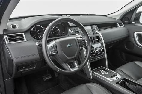 land rover hse interior 2015 land rover discovery sport first test motor trend