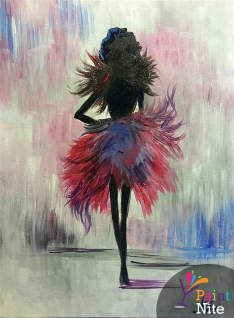 paint nite new whatever lola wants at summit theatre at cascades casino