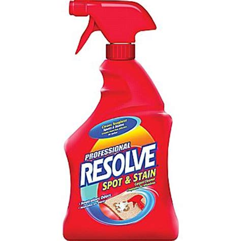 Carpet Cleaning Machines Walmart Professional Resolve 174 Spot Amp Stain Carpet Cleaner Spray