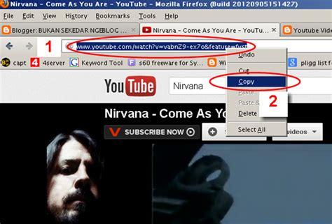cara mendownload video di youtube dengan mudah youtube cara download video youtube punk rock lowriders