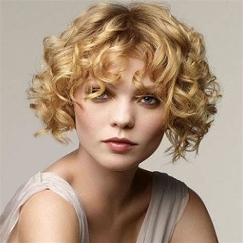 hairstyles for short hair curly hair 2018 permed hairstyles for short hair best 32 curly