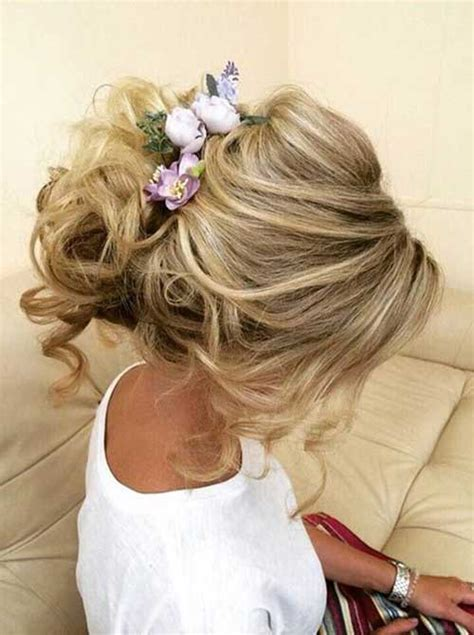 Wedding Updos For Of The by 20 Updo Hairstyles For Wedding Hairstyles 2016 2017
