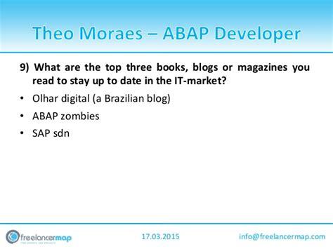 theo moraes abap developer