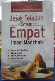 jejak teladan bersama empat imam madzhab syaikh salman