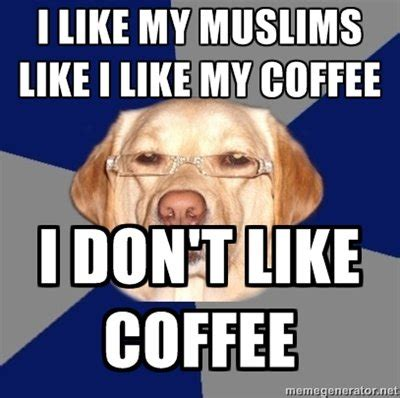 Racist Dog Meme - racist dog