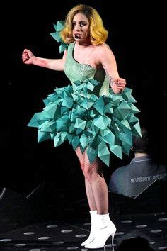 Gaga Origami Dress - 1000 images about gaga on gaga the
