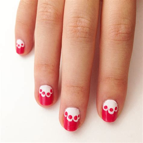 20 s day nails that make the most charming manicure