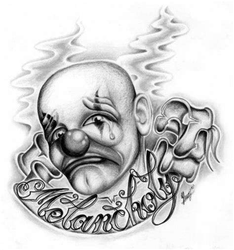 payaso tattoo designs 100 best images about smile now cry later clowns on