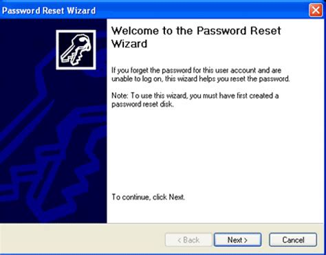 password reset windows xp live cd how to reset a forgotten windows xp logon password with or