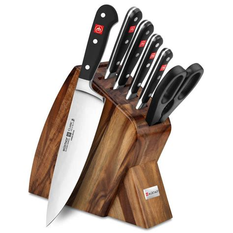 kitchen knives block set top 10 best knife block set reviews small smooth shopper