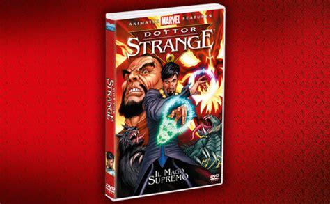 dottor strange il mago supremo dottor strange il mago supremo dvd in edicola
