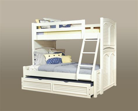 american woodcrafters natural elements full over full bunk bed bunk beds loft beds cottage traditions american woodcrafters