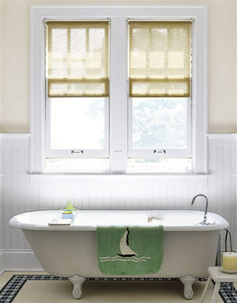 Ideas For Bathroom Windows | bathroom window treatments design ideas design bookmark