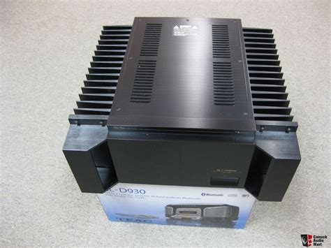 Nakamichi Power Lifier N1 nakamichi pa 7a ii power lifier photo 961315 canuck audio mart