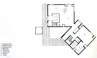 louis kahn floor plans orange crate art fisher house louis i kahn first floor plan