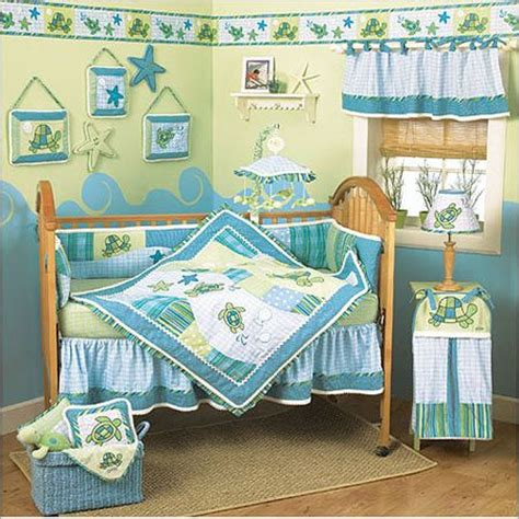 Turtle Crib Bedding Set Starfish Nursery Bedding Turtle Bay Baby Bedding Price 169 00 Crib Bedding Set Designer S