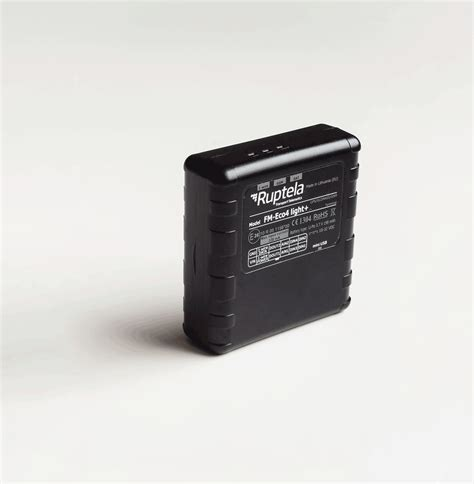 Fm Light by Fm Eco4 Is Small And Easy To Install Gps Tracker For