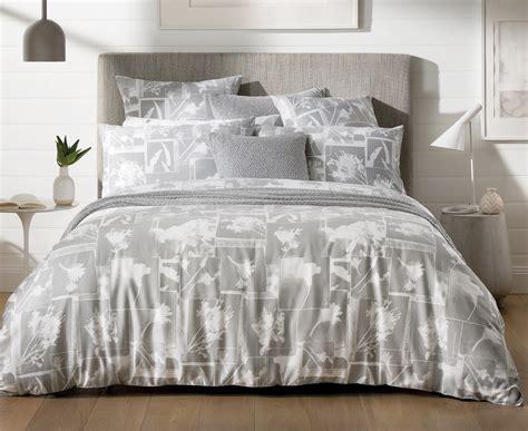 Bed Cover Set Impression Terragon Uk180160 catch au impressions king bed quilt cover set fog