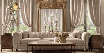 home design restoration hardware domy luxusowe restoration hardware luksusowe wnętrze