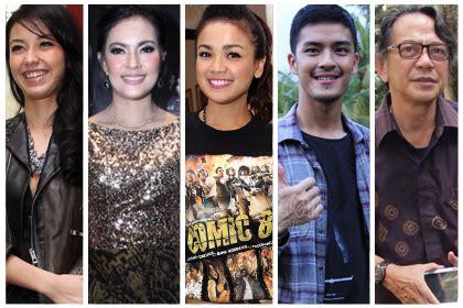 seru dan meriah di press screening kukejar cinta ke mimpi anak pulau film inspiratif kolaborasi indonesia