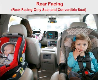 age limit for child in front seat of car rear facing car seats basics science crash dynamics