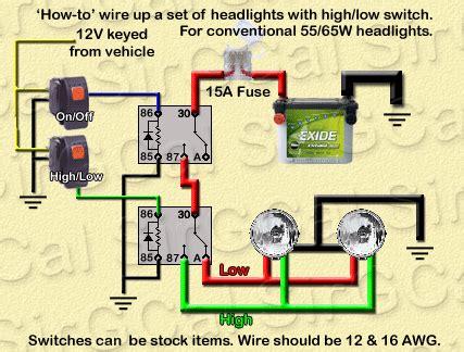 wirefuse size relay explanations jeepforum jeep