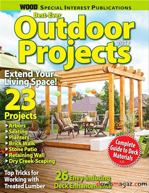 best ever outdoor projects edition 2012 187 download pdf