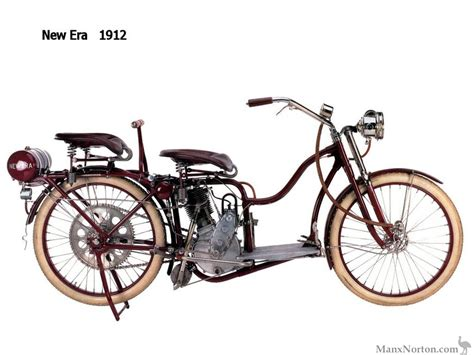 motorcycles of the 20th century new era 1912 motorcycle