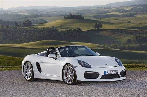 porsche white convertible 2016 porsche boxster reviews and rating motor trend canada
