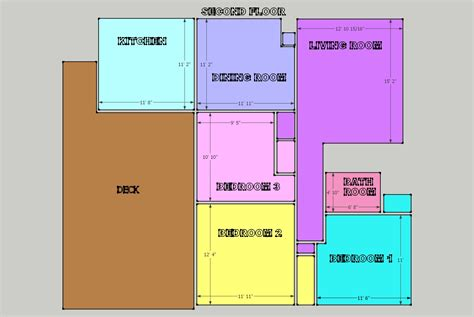 11 by 12 bedroom layouts the layout cunningham house