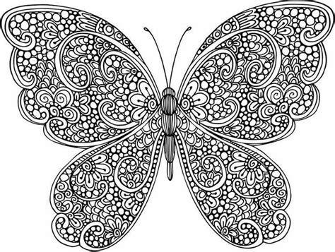 real butterfly coloring pages 87 best butterfly coloring pages images on pinterest