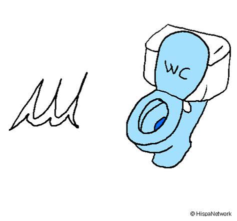 disegni bagno disegno wc colorato da utente non registrato il 24 di
