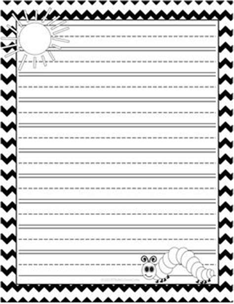 paragraph writing paper free the hungry caterpillar lined writing paper