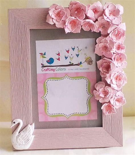 How To Make Handmade Photo Frames For - handmade photo frame handmade frames and cards