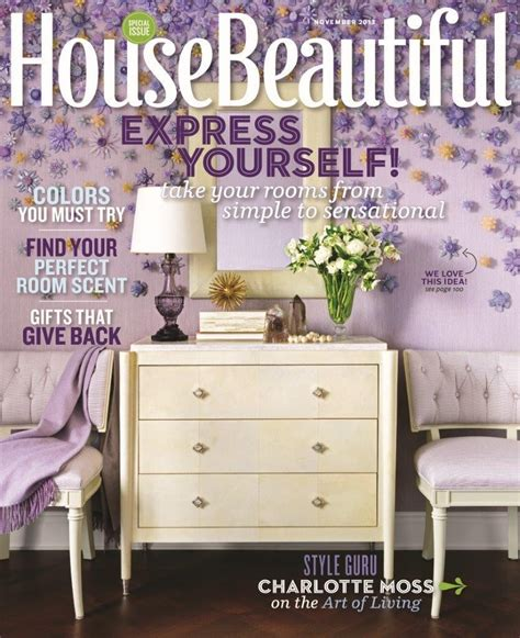 best home decor design magazines we bow down charlotte moss guest edits house beautiful