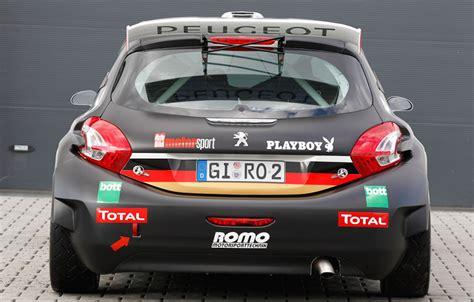 peugeot 109 for peugeot allemagne de retour aux rallyes autocult fr