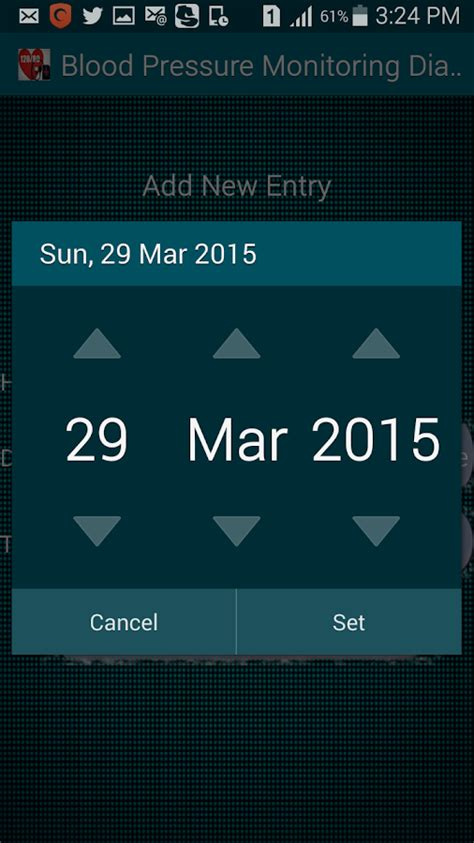 rakc database blood pressure monitor diary android apps on play