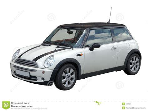 mini car pics white mini car stock image image of sports black