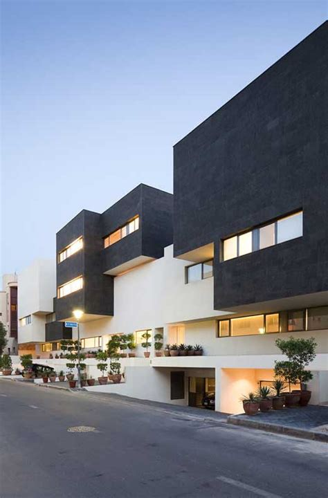 black white house black white houses kuwait yarmouk residence e architect