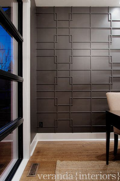 flex room wall detail veranda interiors  millwork pinterest veranda interiors