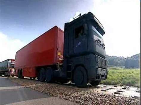 top gear lorry challenge top gear lorry challenge moment